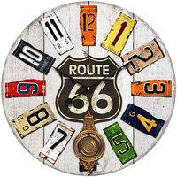 Home Uhren Signes Grimalt Wanduhr 58 Cm. Multicolor