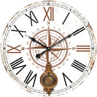 Home Uhren Signes Grimalt Wanduhr 58 Cm. Blanco