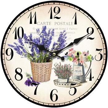 Home Uhren Signes Grimalt Wanduhr 34 Cm. Lila