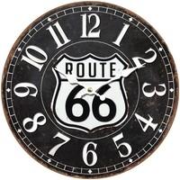 Home Uhren Signes Grimalt Wanduhr 34 Cm. Negro