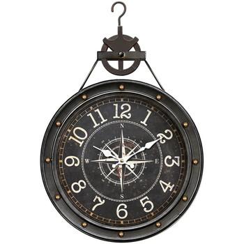Home Uhren Signes Grimalt Wanduhr 40,5 Cm. Negro