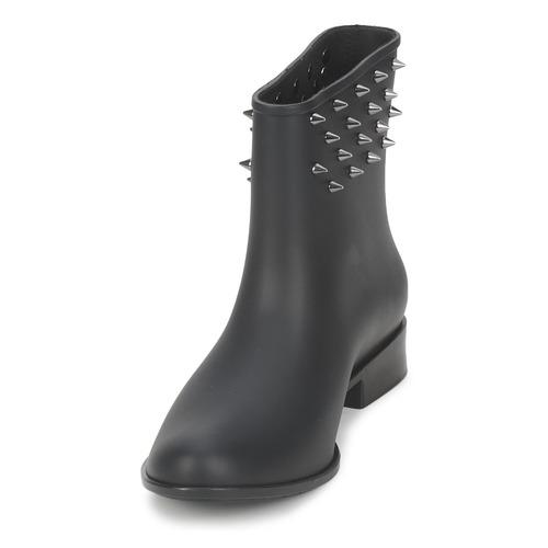 Melissa SPIKE MOON DUST SPIKE Melissa Schwarz  Schuhe Boots Damen 76,50 28d7ad