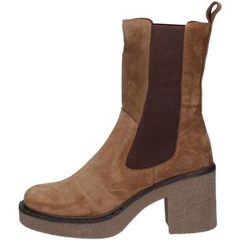 Schuhe Damen Sneaker High Bueno Shoes T2901 BRAUN