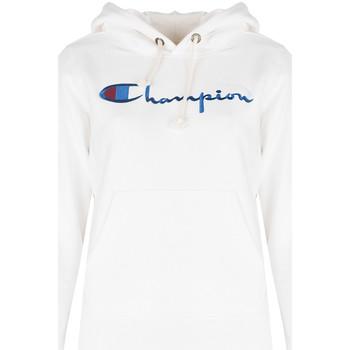 Kleidung Damen Sweatshirts Champion  Weiss