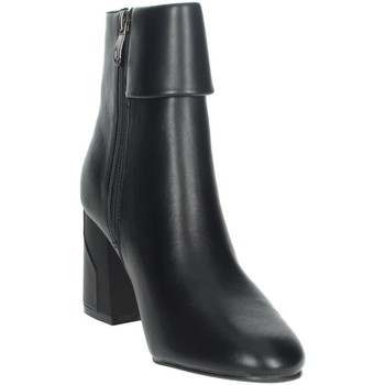 Schuhe Damen Low Boots Laura Biagiotti 7073 Schwarz