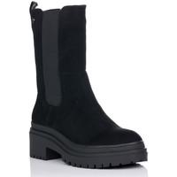Schuhe Damen Low Boots Refresh 76539 Schwarz