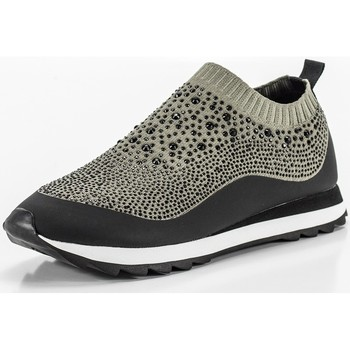 Schuhe Damen Sneaker Low Corina M1542 vert