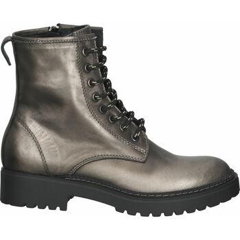 Schuhe Damen Boots Lazamani Stiefelette Bronze