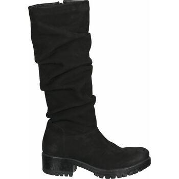 Schuhe Damen Klassische Stiefel Lazamani Stiefel Schwarz