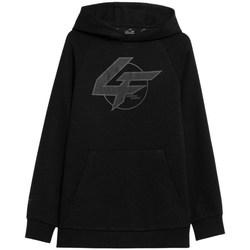 Kleidung Herren Sweatshirts 4F BLM021 Schwarz