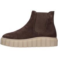 Schuhe Damen Low Boots Bueno Shoes WT3403 BRAUN