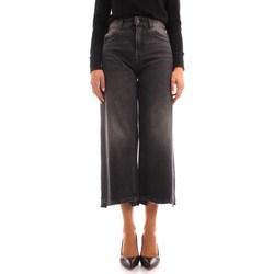 Kleidung Damen 3/4 & 7/8 Jeans Manila Grace J417D1 SCHWARZ