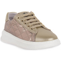Schuhe Mädchen Sneaker Low Naturino Q06 NIXOM PLATINO Grigio