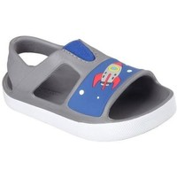 Schuhe Kinder Wassersportschuhe Skechers Lil Steppers Grau