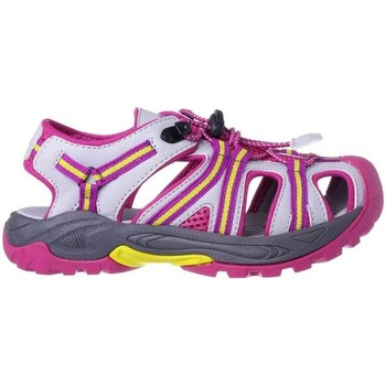 Schuhe Kinder Sandalen / Sandaletten Cmp Aquarii Hiking Weiß, Rosa