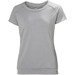Kleidung Damen T-Shirts Helly Hansen Malla Grau