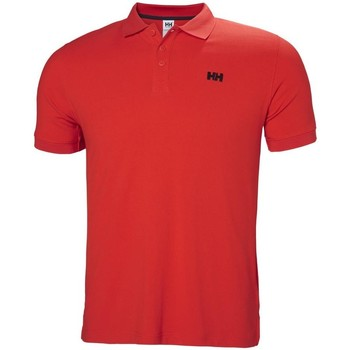 Kleidung Herren Polohemden Helly Hansen Driftline Rot