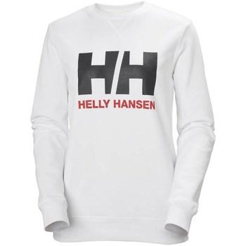Kleidung Damen Sweatshirts Helly Hansen HH Logo Weiß