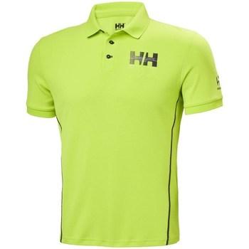 Kleidung Herren Polohemden Helly Hansen HP Racing Grün