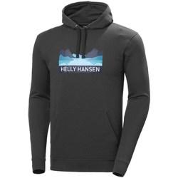 Kleidung Herren Sweatshirts Helly Hansen Nord Graphic Pullover Graphit