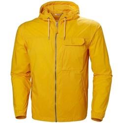 Kleidung Herren Windjacken Helly Hansen Mutsu Wind Jacket Gelb