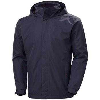 Kleidung Herren Windjacken Helly Hansen Team Dubliner Jacket Dunkelblau