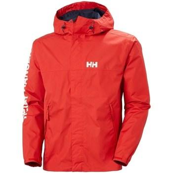 Kleidung Herren Windjacken Helly Hansen Ervik Jacket Rot