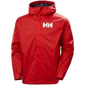 Kleidung Herren Windjacken Helly Hansen Active 2 Jacket Rot