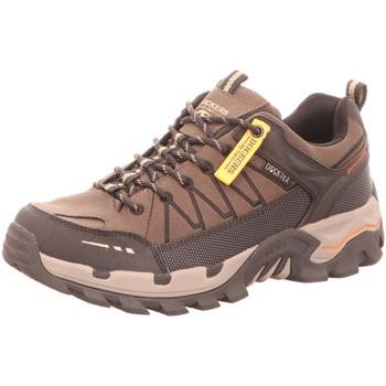Schuhe Herren Fitness / Training Dockers by Gerli Sportschuhe Schnürhalbschuh 47BZ001-777361 braun