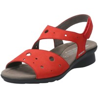 Schuhe Damen Sandalen / Sandaletten Mephisto Sandaletten Phiby Phiby rot
