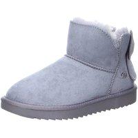 Schuhe Damen Stiefel Dockers by Gerli Stiefeletten 49IL303770200 grau