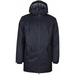 Kleidung Herren Jacken High Colorado Sport TERAMO-M, Men Parka, 1082157 9000 schwarz