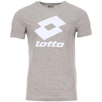 Kleidung Herren T-Shirts Lotto -214464 Grau