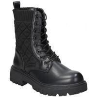 Schuhe Damen Low Boots D'angela BOTINES  DQB20202 MODA JOVEN NEGRO Noir