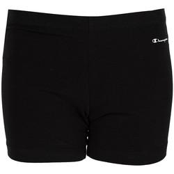 Kleidung Damen Shorts / Bermudas Champion  Schwarz