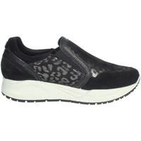 Schuhe Damen Sneaker Low Imac 807920 Schwarz