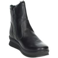 Schuhe Damen Boots Imac 806358 Schwarz