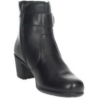 Schuhe Damen Boots Imac 805320 Schwarz