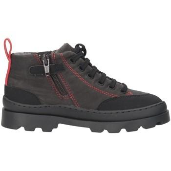 Schuhe Jungen Boots Camper K900275-006 Ankle Kind GRAU GRAU