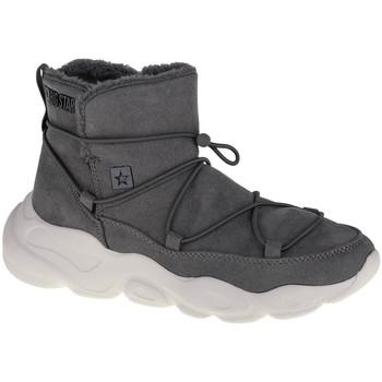 Schuhe Damen Schneestiefel Big Star Shoes Grau