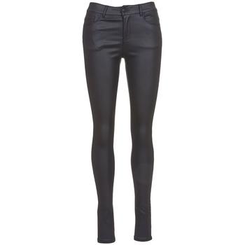 Kleidung Damen Slim Fit Jeans Vero Moda SEVEN Schwarz