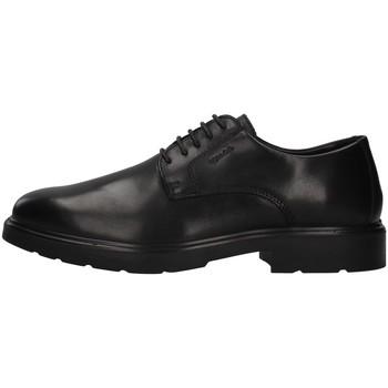 Schuhe Herren Derby-Schuhe IgI&CO 8100300 SCHWARZ