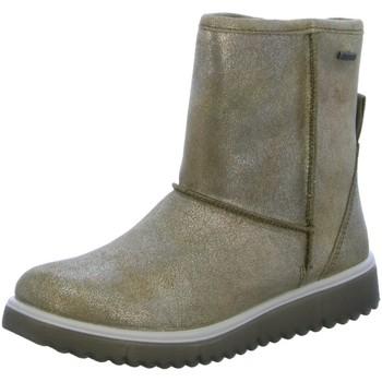 Schuhe Mädchen Stiefel Superfit Winterstiefel Lora 1-809485-7000 gold