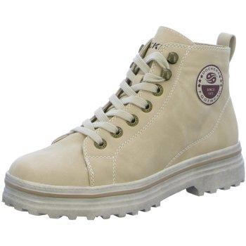 Schuhe Damen Stiefel Dockers by Gerli Must-Haves 49VR302-630/450 beige