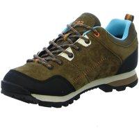 Schuhe Damen Fitness / Training Cmp Sportschuhe ALCOR LOW WMN TREKKING SHOE WP 39Q4896 P865 braun