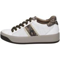 Schuhe Damen Sneaker Low IgI&CO 81725/11 WEISS
