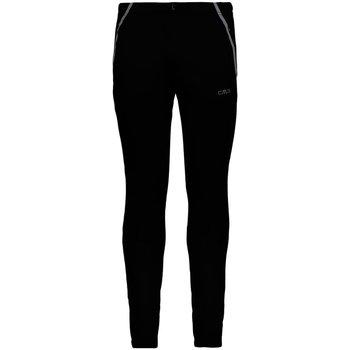 Kleidung Herren Leggings Cmp Sport Man long Pant 38E4837 U901 schwarz