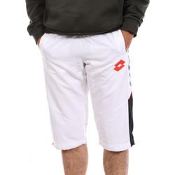 Kleidung Herren Shorts / Bermudas Lotto -215591 Weiss