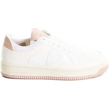 Schuhe Damen Sneaker Low Philippe Model  Weiß