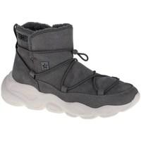 Schuhe Damen Sneaker High Big Star II274264 Grau